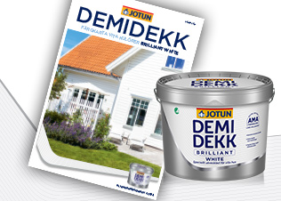 DEMIDEKK Brilliant White