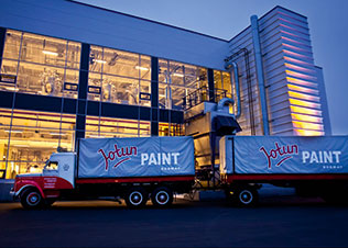Producing high quality paints and coatings for more than eighty years
