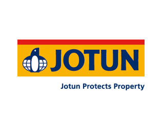 Jotun main logo with pay-off